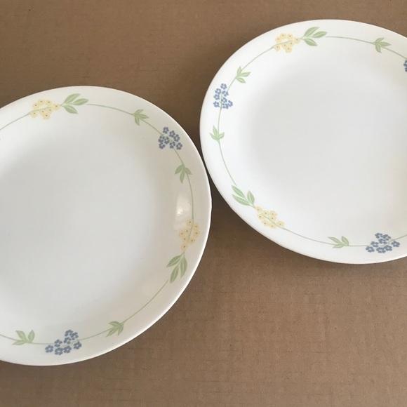 Corelle Secret Garden Plates